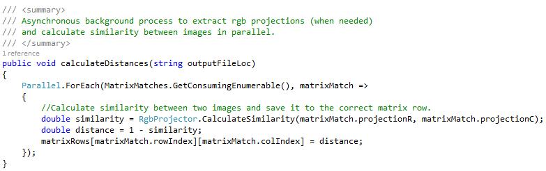 Figure 8 - MapReduce Reduction Stage.